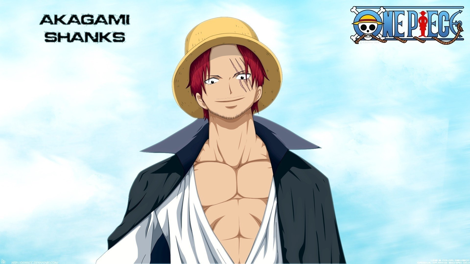 66 Shanks One Piece Hd Wallpapers Background Images Wallpaper