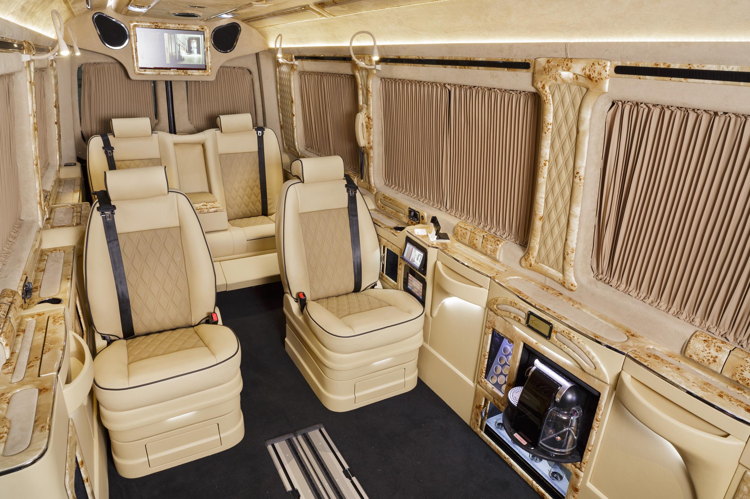 Mercedes benz sprinter interior full hd wallpaper and for Mercedes benz van interior