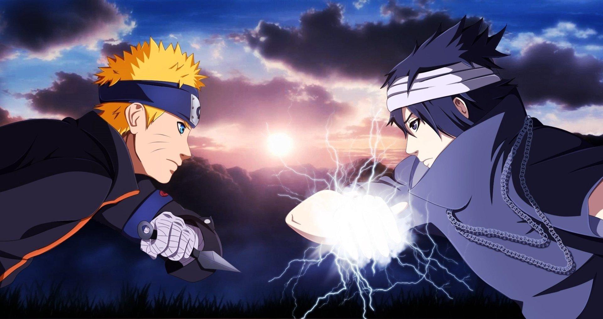Naruto Vs Sasuke Fondo de pantalla HD   Fondo de Escritorio   2038x1080   ID:644142 - Wallpaper ...