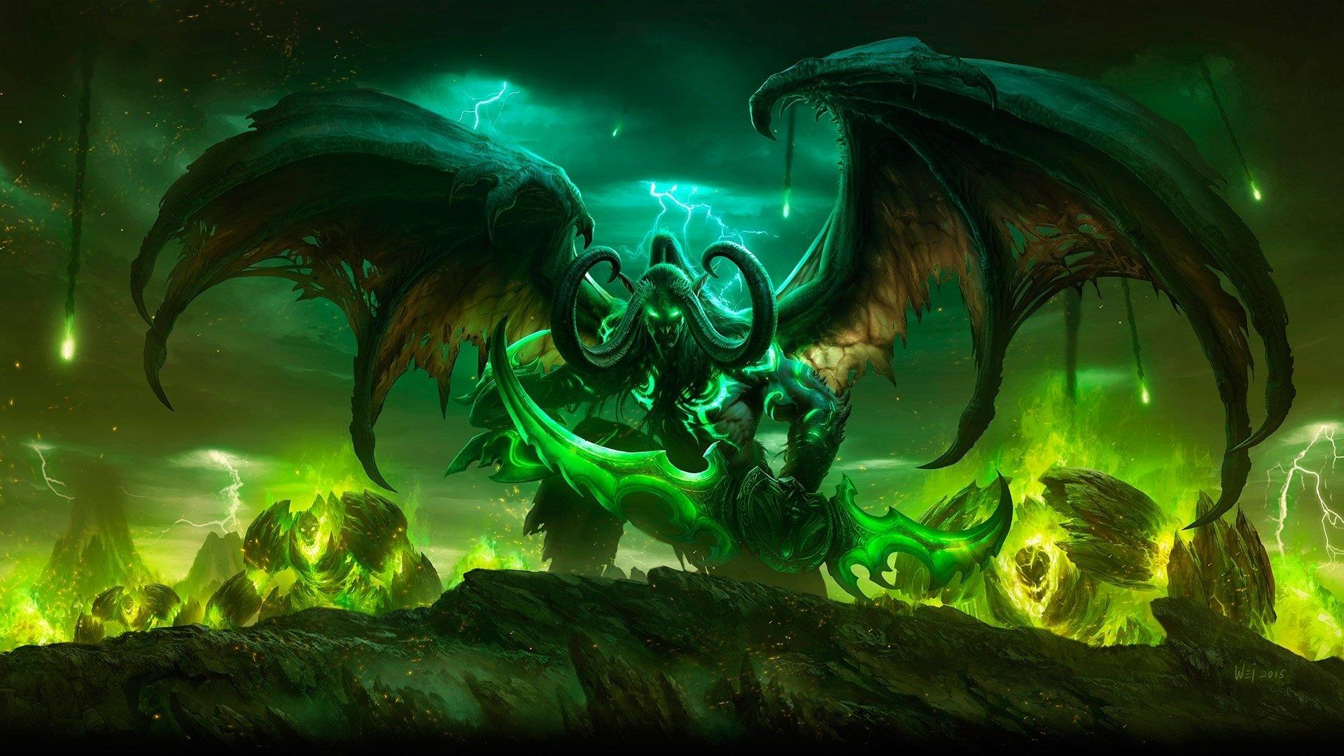 fond d'ecran world of warcraft
