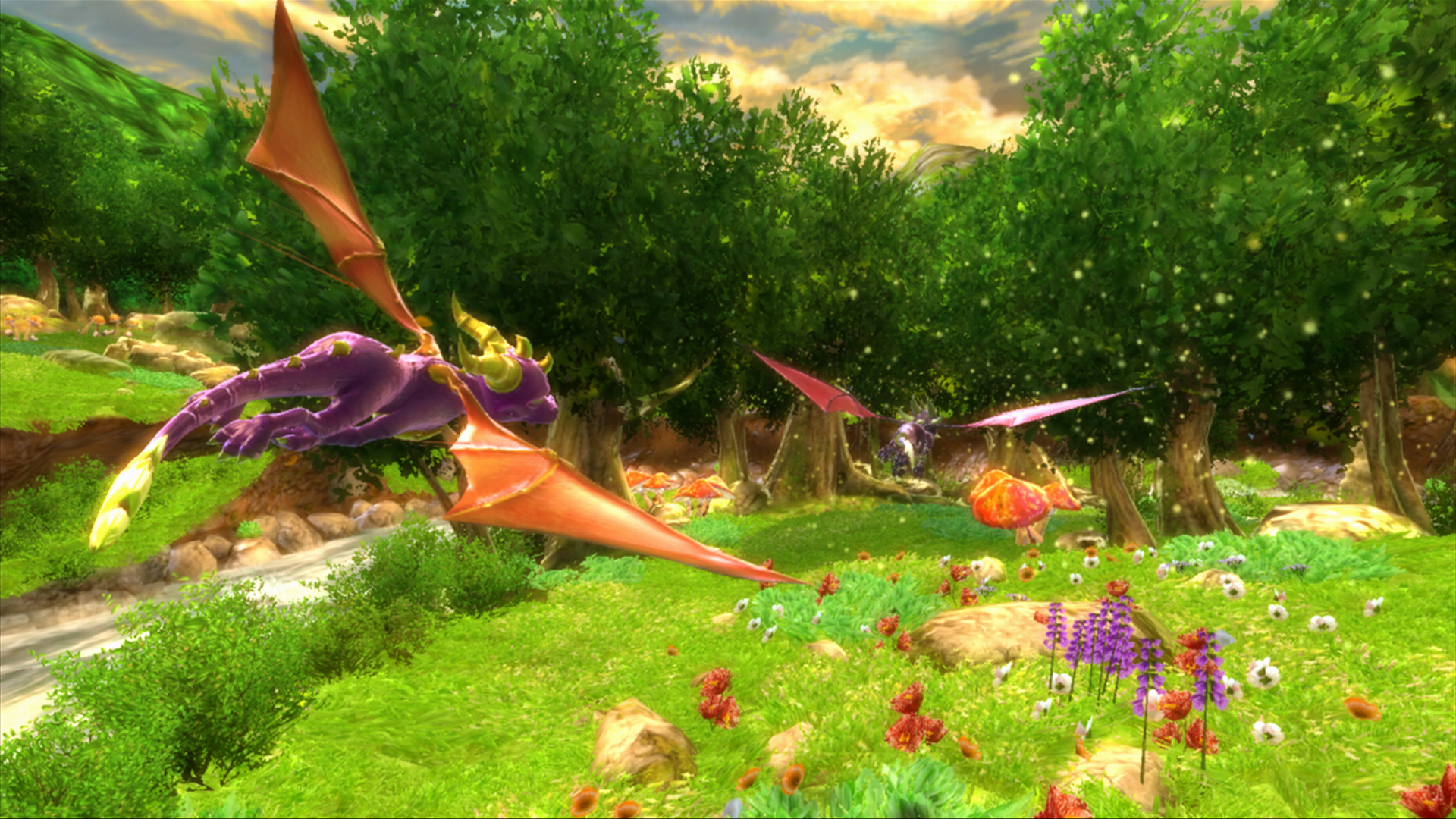 Spyro and cynder full hd wallpaper and background image - Spyro wallpaper ...
