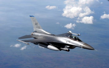 Military - General Dynamics F-16 Fighting Falcon Wallpapers and Backgrounds ID : 64502