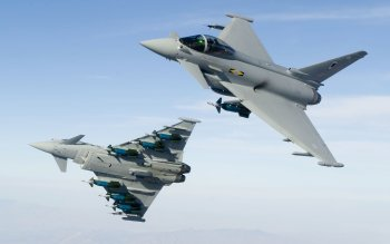 Militär - Eurofighter Typhoon Wallpapers and Backgrounds ID : 64532