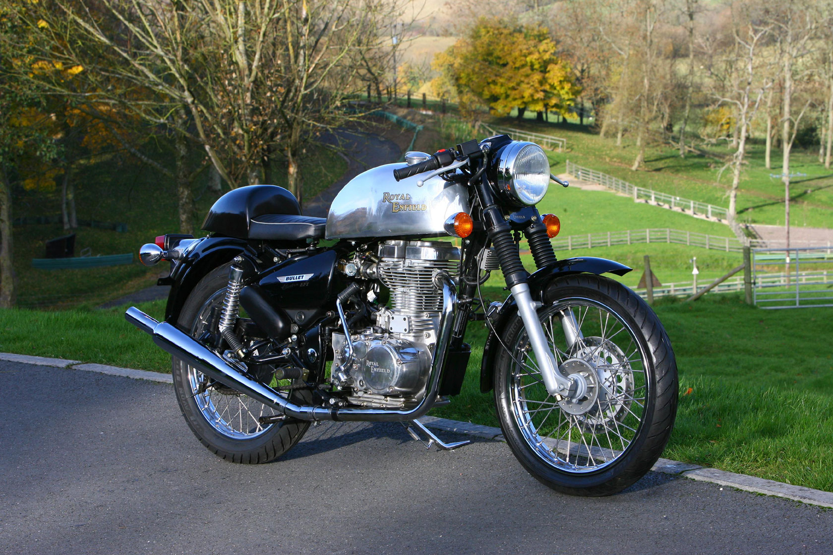 royal enfield clubman hd wallpapers background images