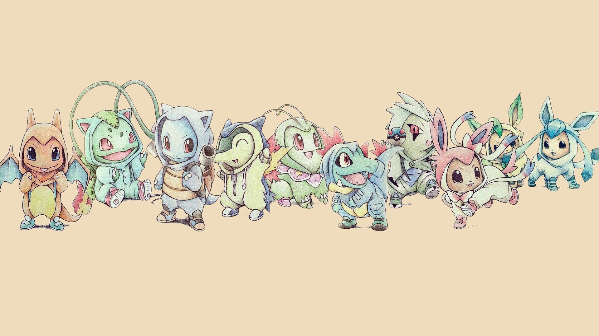 48 Eevee Pokemon HD Wallpapers