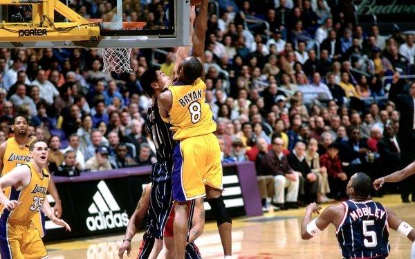 Sports Los Angeles Lakers Basketball Kobe Bryant Fond d'écran HD | Image