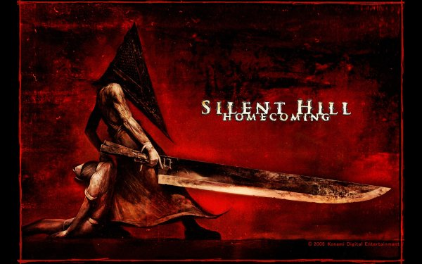 Video Game Silent Hill HD Wallpaper | Background Image