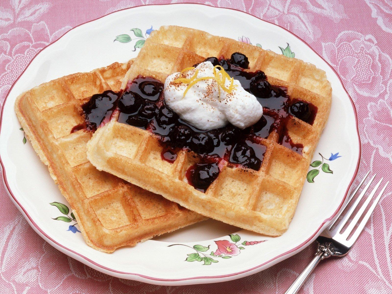 waffles wallpaper 2560x1600 - photo #10