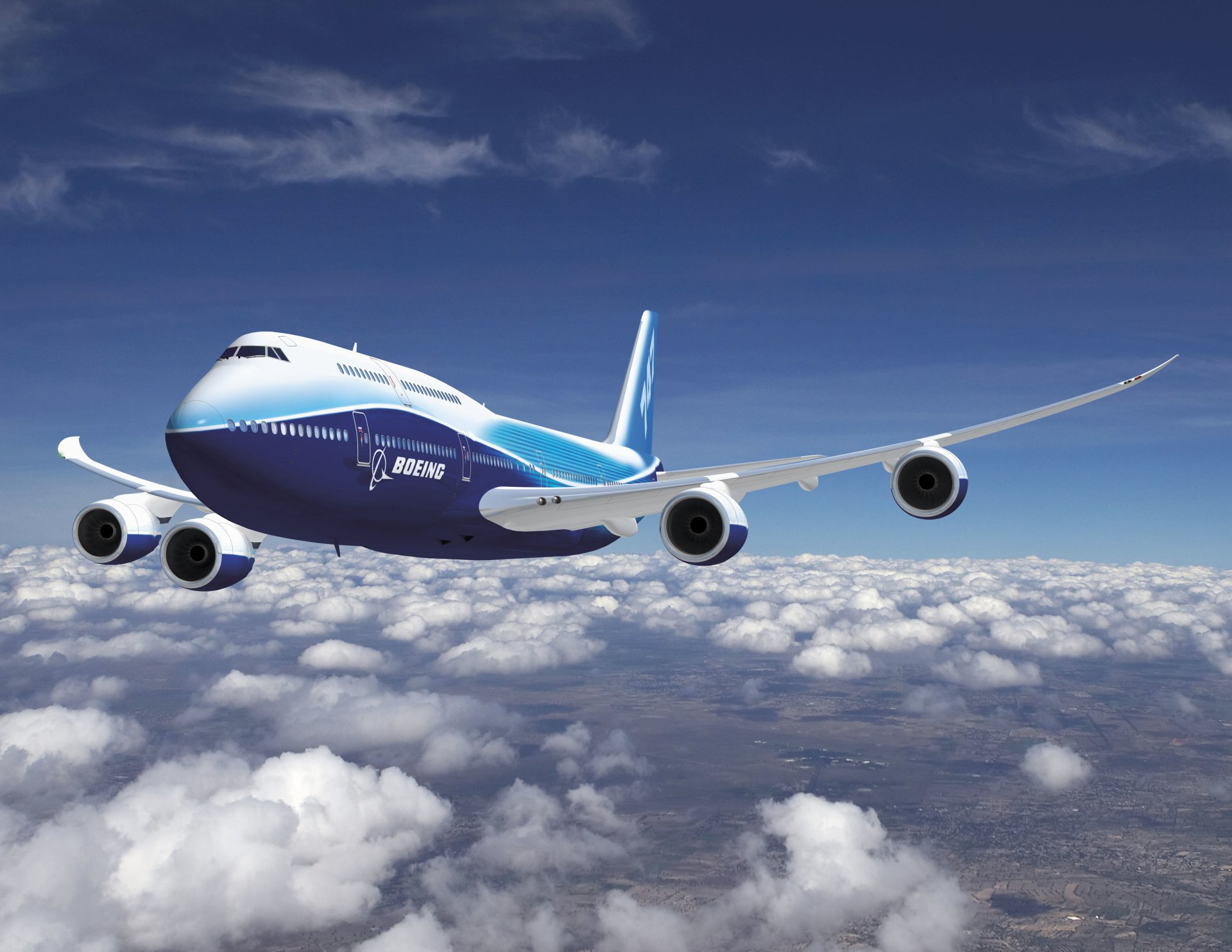 25 Boeing 747 Hd Wallpapers Background Images Wallpaper Abyss