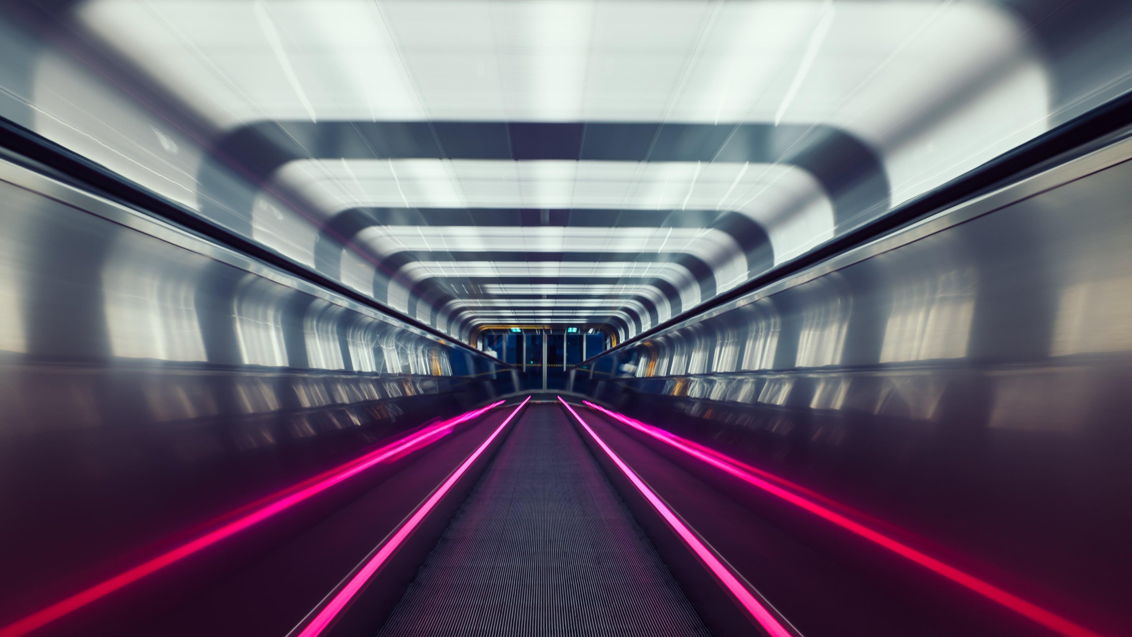 Subway tunnel in oslo norway 4k ultra hd wallpaper - Wallpaper hd 4k ...