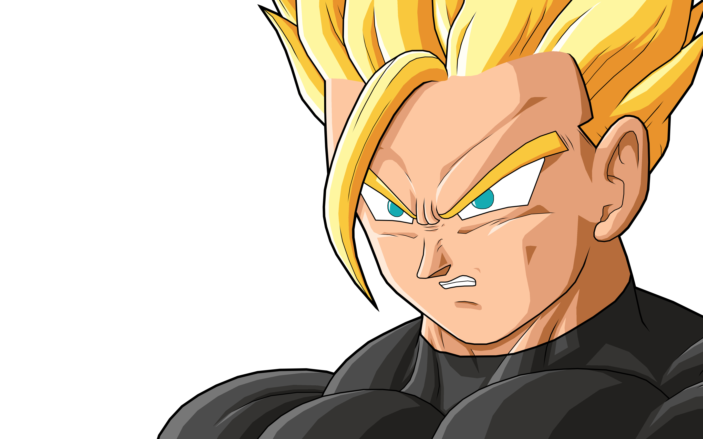 Gohan ssj hd wallpaper background image 2880x1800 id - Dragon ball z gohan images ...