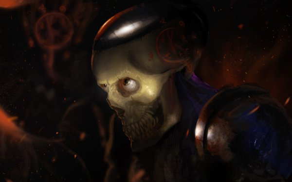 Dark Creepy HD Wallpaper | Background Image