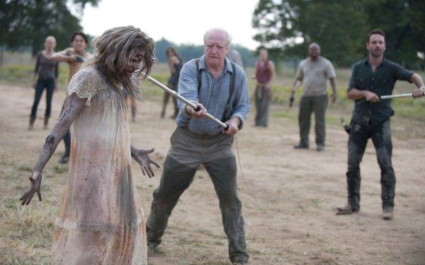 TV Show The Walking Dead Scott Wilson Hershel Greene HD Wallpaper | Background Image