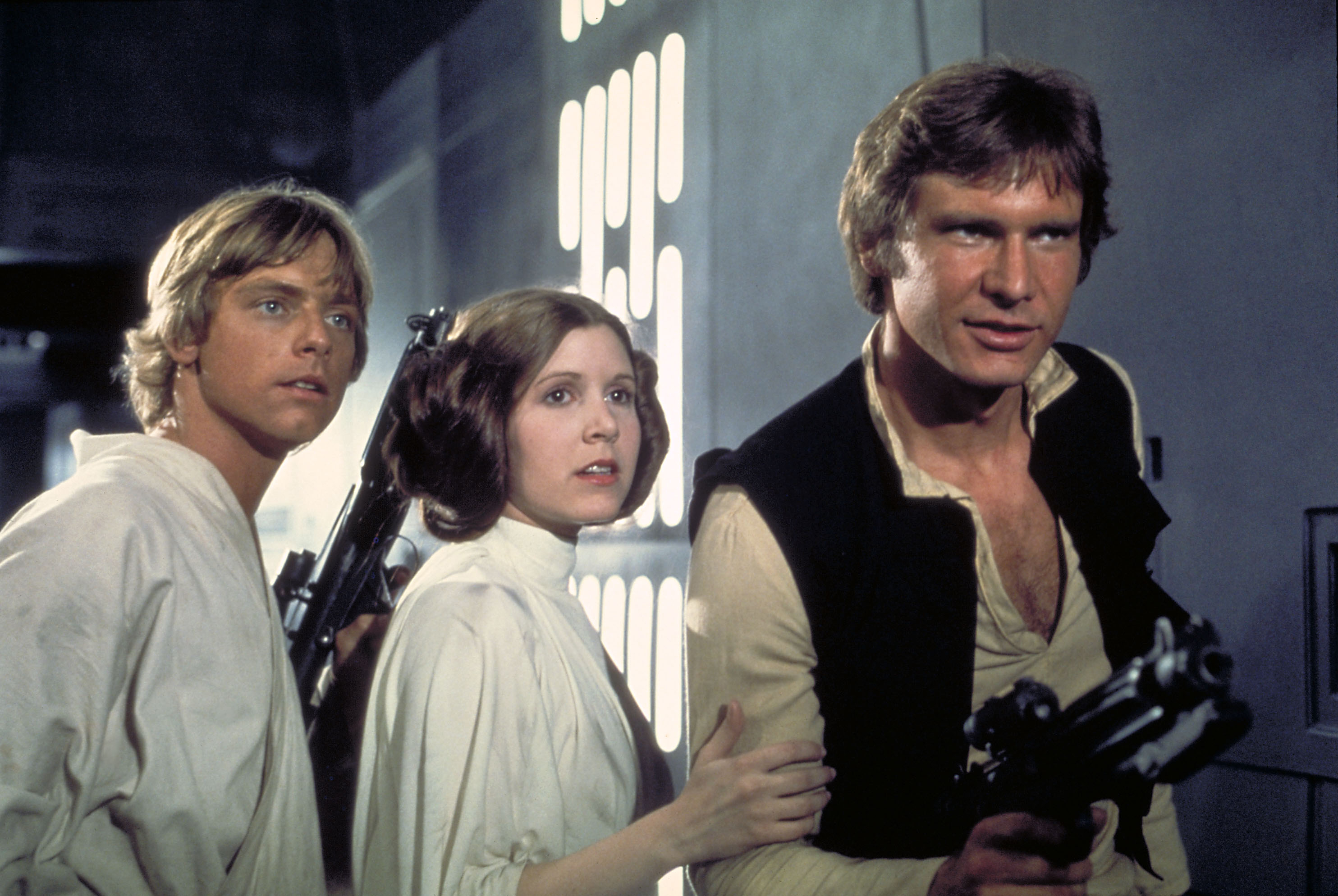Star Wars Episode Iv A New Hope Hd Wallpaper Background Image