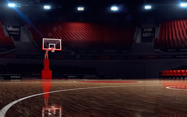 Sports Basketball HD Wallpaper   Background Image