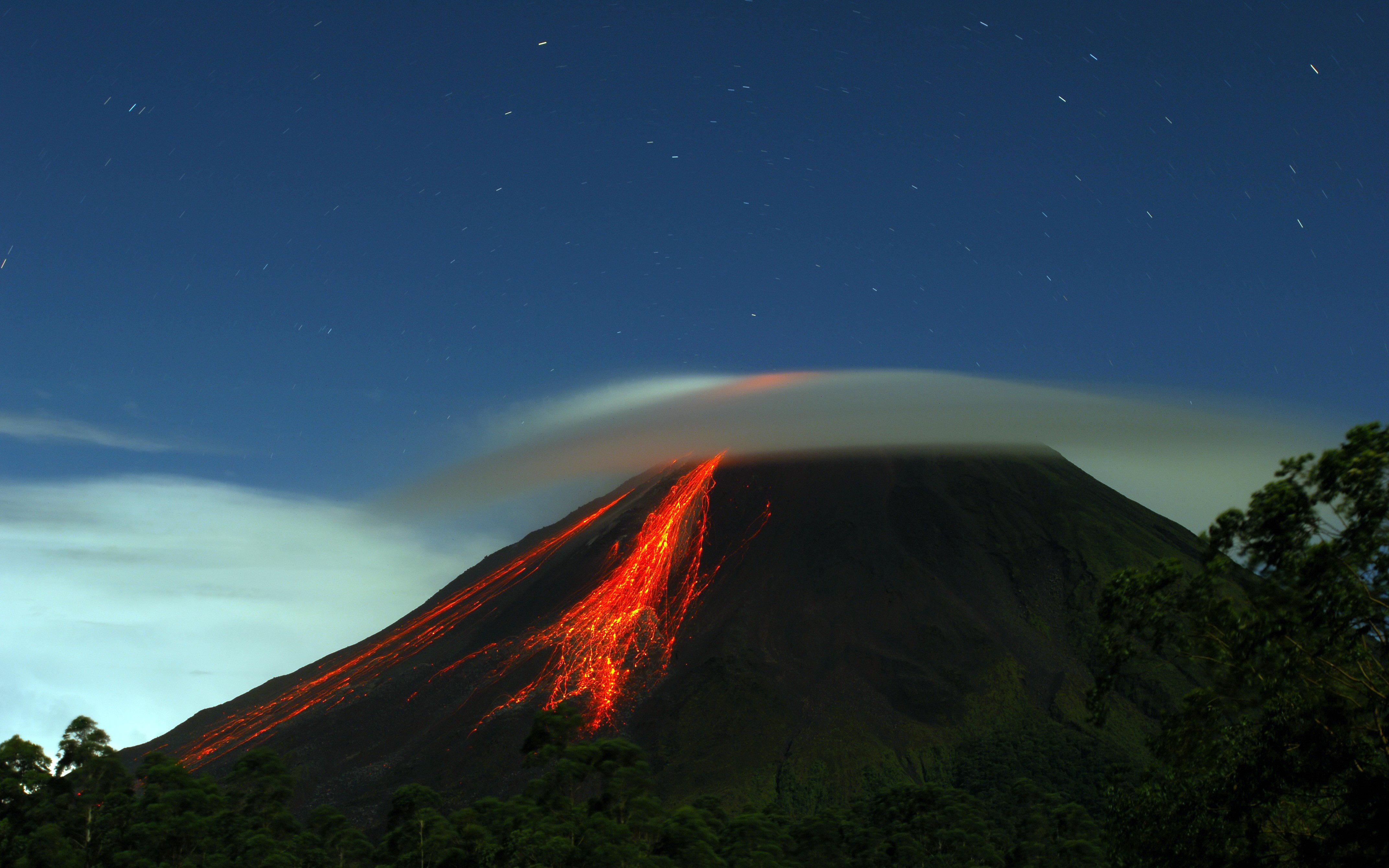 Фото вулкан