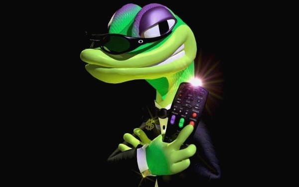 Video Game Gex HD Wallpaper   Background Image