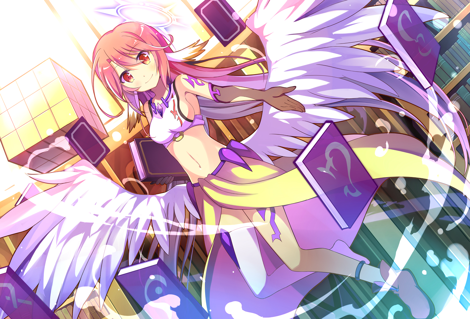 96 Jibril No Game No Life Hd Wallpapers Background