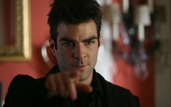 TV Show Heroes Zachary Quinto HD Wallpaper   Background Image