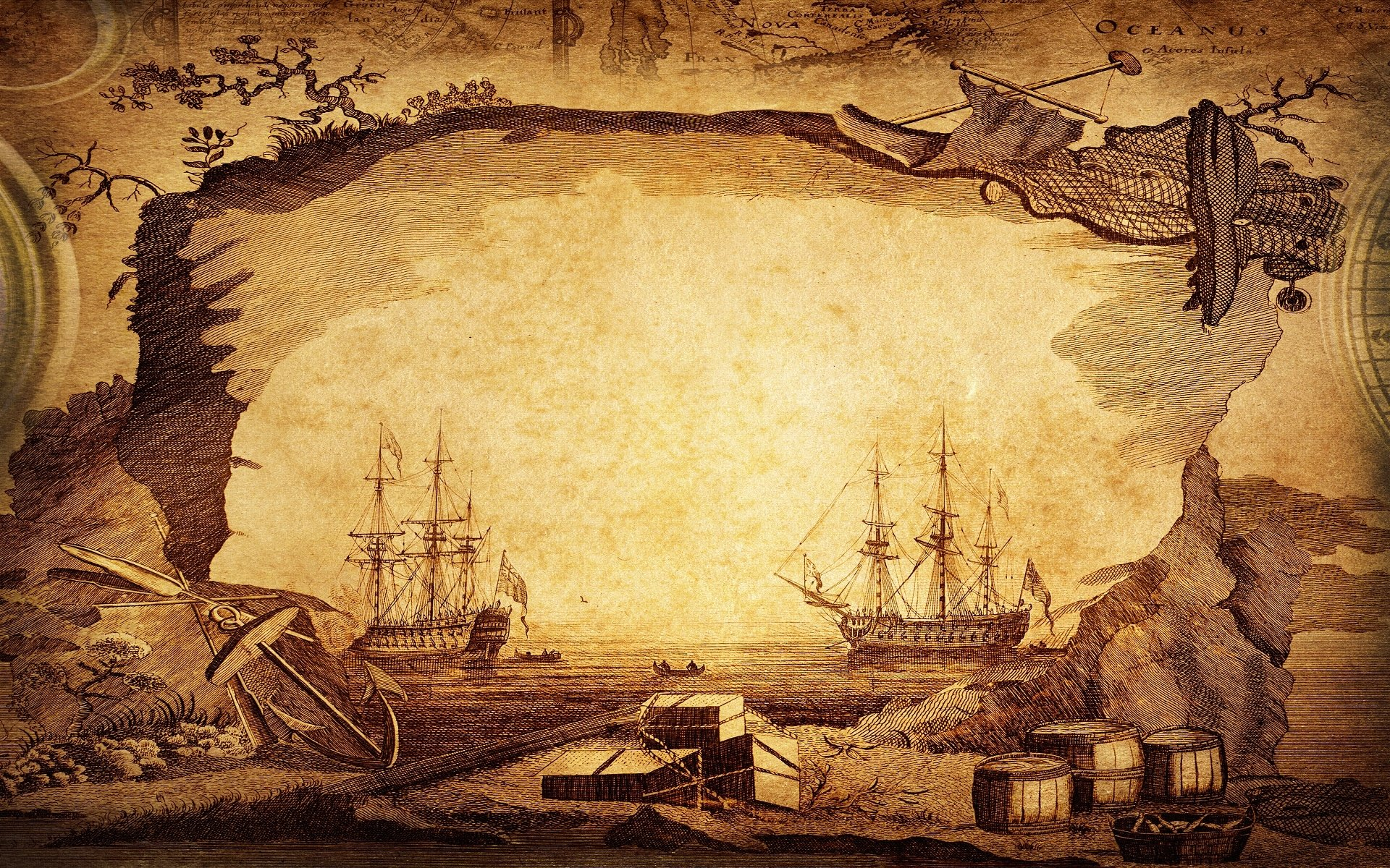 Maritime History Full HD Wallpaper And Background Image