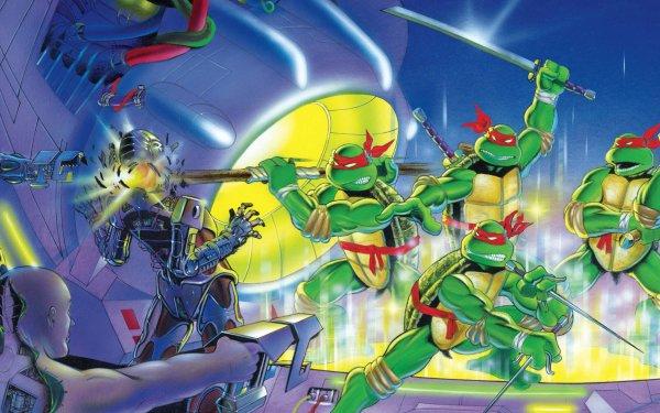 Video Game Teenage Mutant Ninja Turtles Raphael HD Wallpaper | Background Image