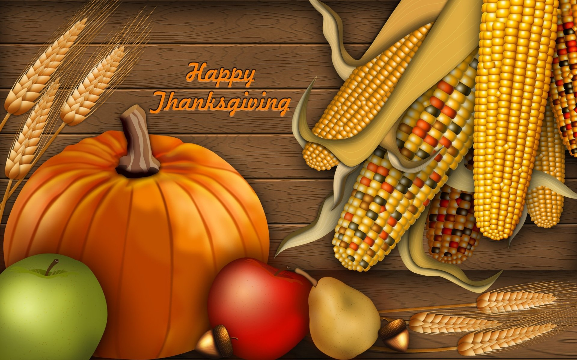 Holiday - Thanksgiving  Wallpaper