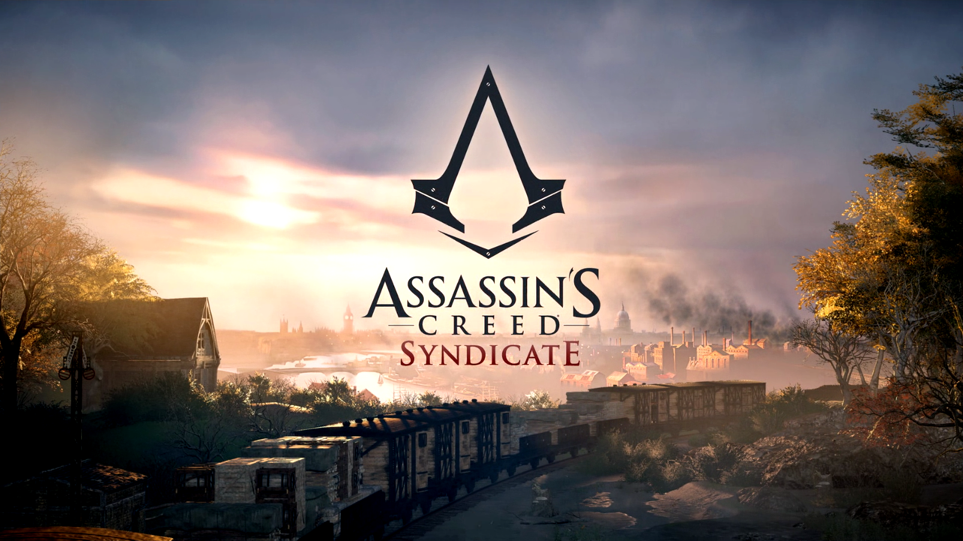 S Hd Image Wallpaper: Assassin's Creed: Syndicate Full HD Wallpaper And