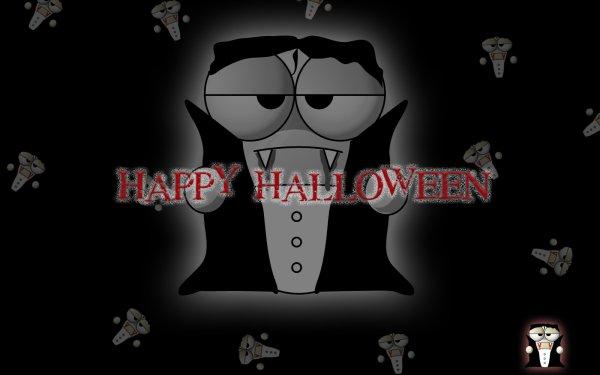 Día festivo Halloween Vampiro Fondo de pantalla HD | Fondo de Escritorio