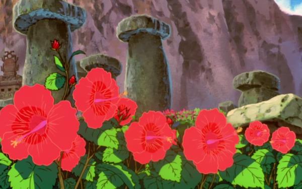 Anime Pokémon: La Película 2000 Pokémon Flor Fondo de pantalla HD | Fondo de Escritorio