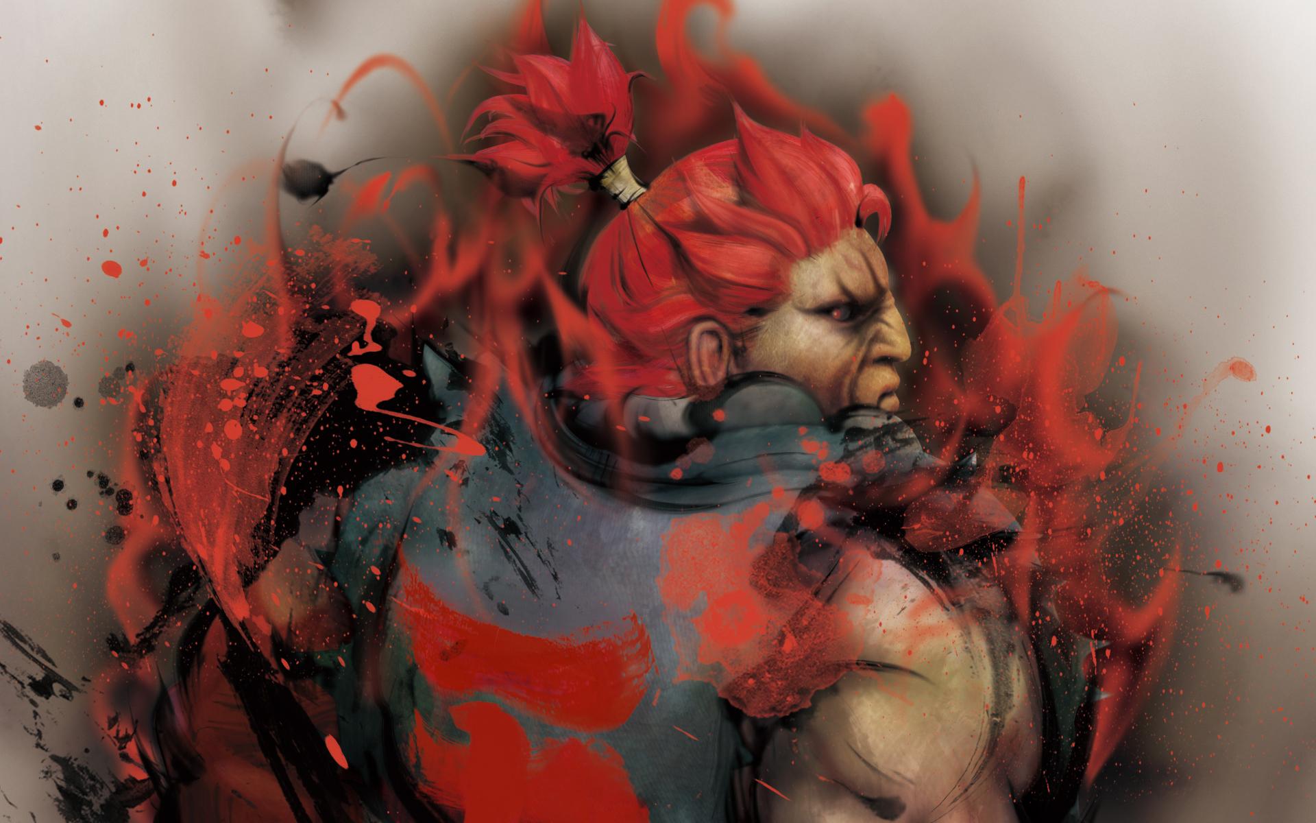 11 akuma street fighter hd wallpapers background - Akuma oni wallpaper ...