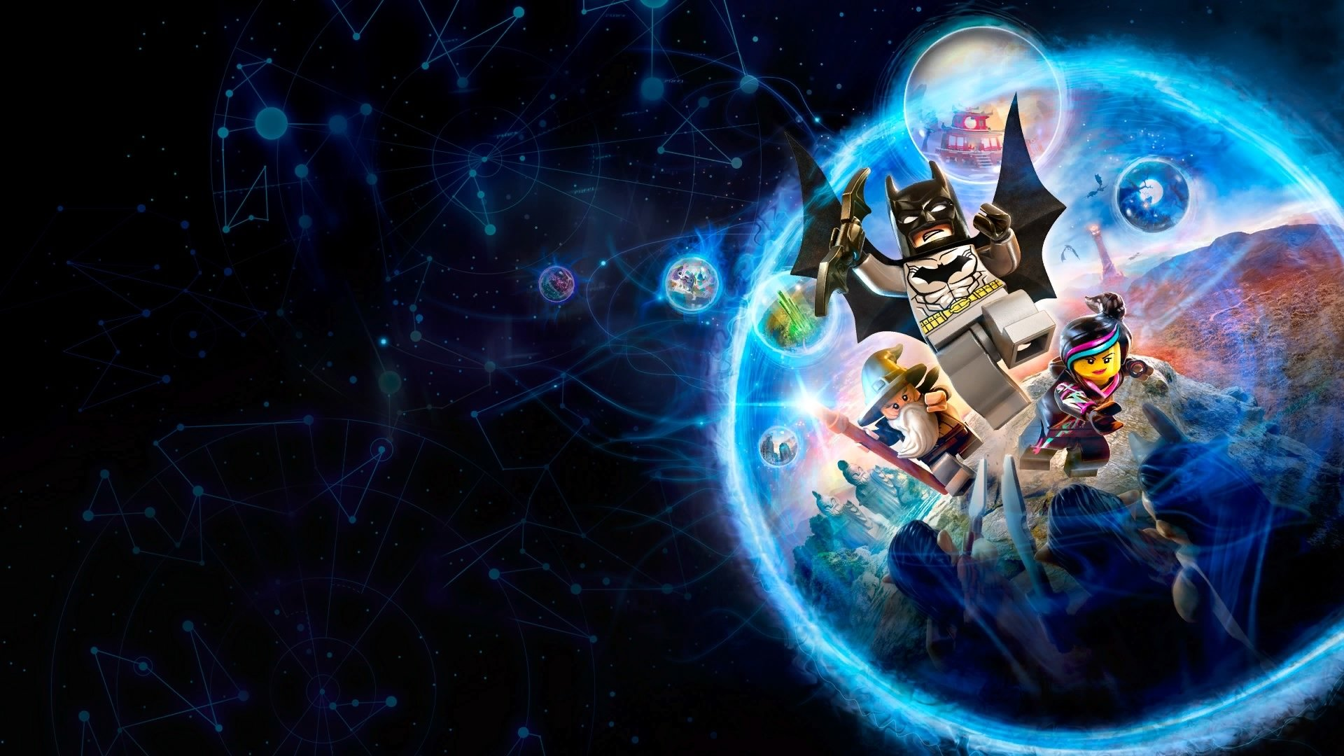 lego dimensions wallpaper  3 LEGO Dimensions HD Wallpapers | Background Images - Wallpaper Abyss