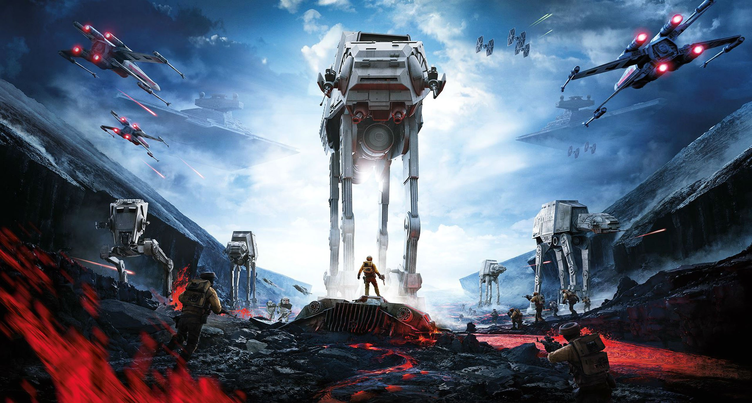145 star wars battlefront (2015) hd wallpapers | backgrounds