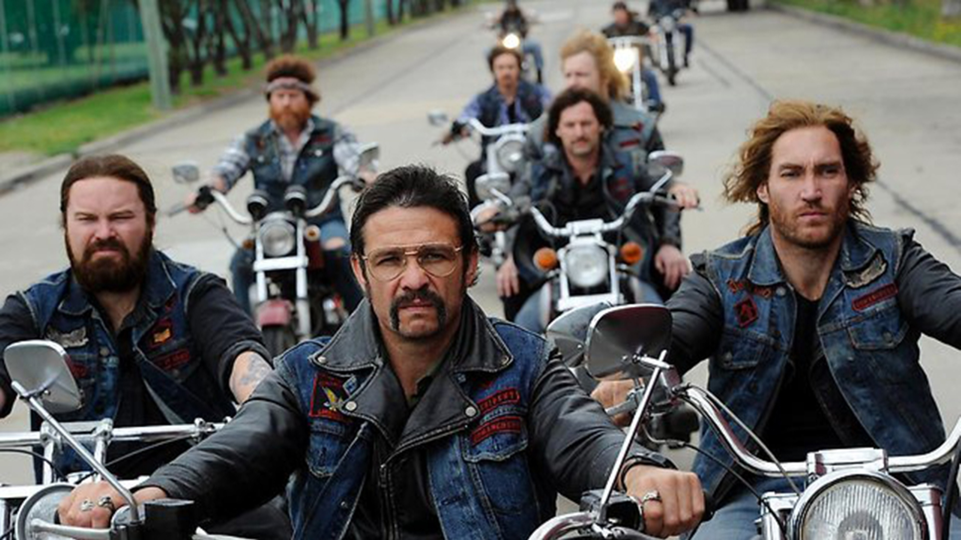 bikie wars: brothers in arms hd wallpaper | background image
