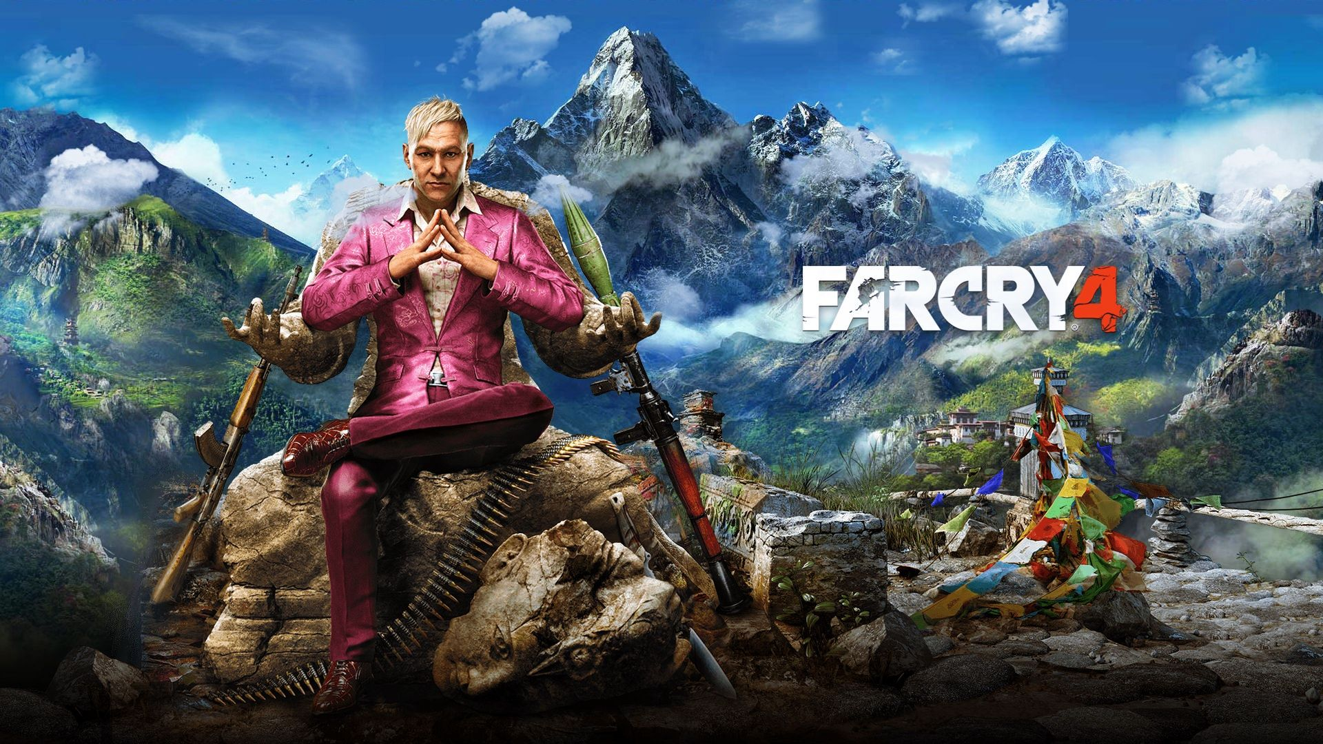 Far Cry 4 Fondo De Pantalla Hd Fondo De Escritorio
