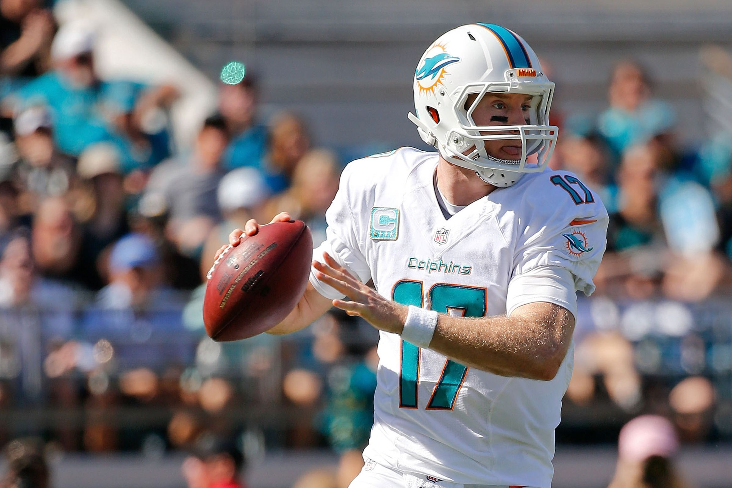 Miami Dolphins HD Wallpaper | Background Image | 2400x1600 ...