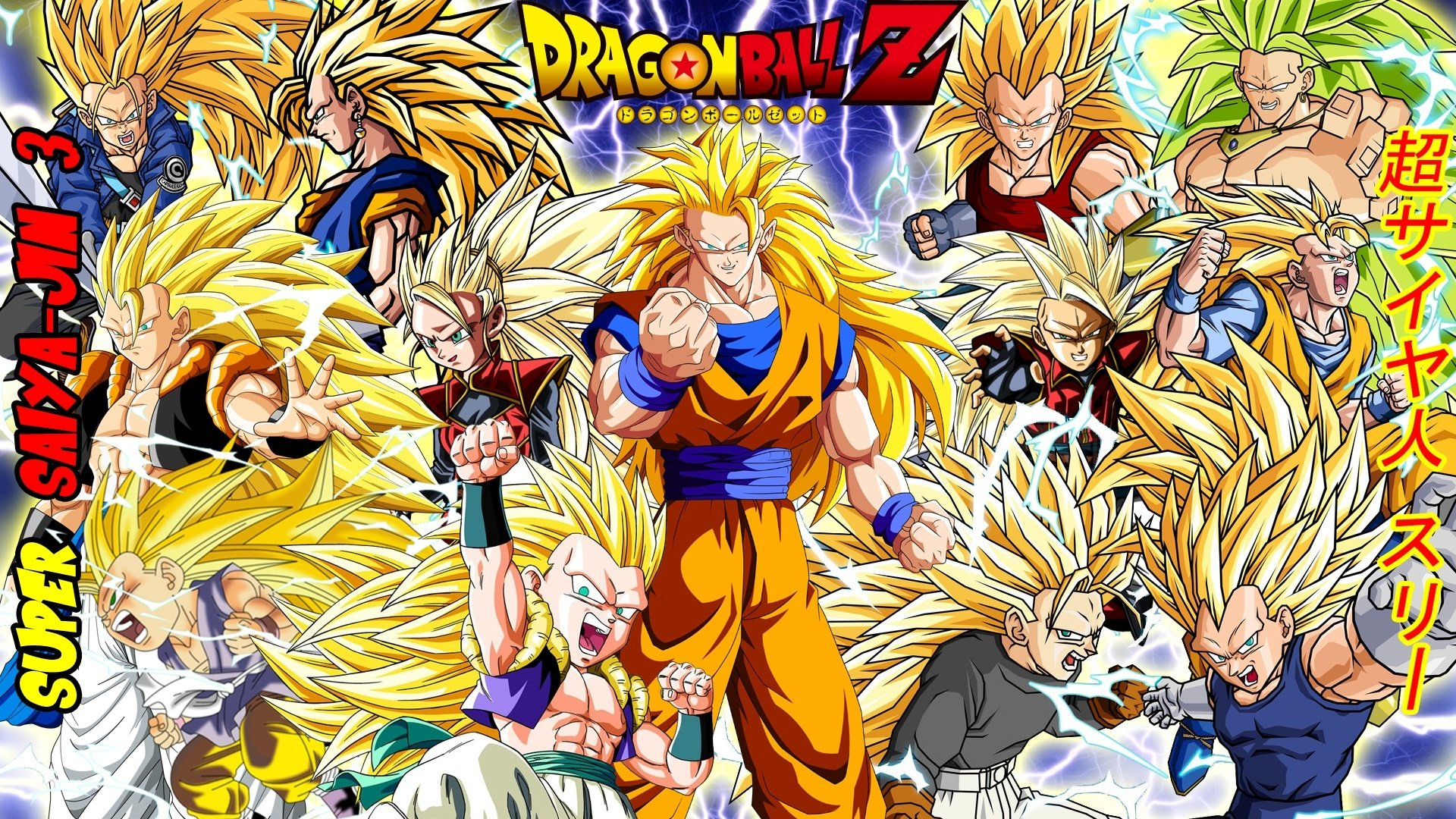 22 Gotenks Dragon Ball Hd Wallpapers Background Images