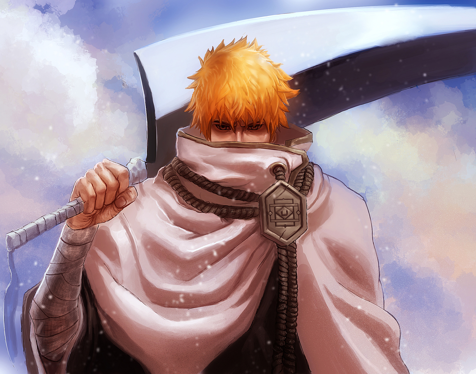 Ichigo HD Wallpaper | Background Image