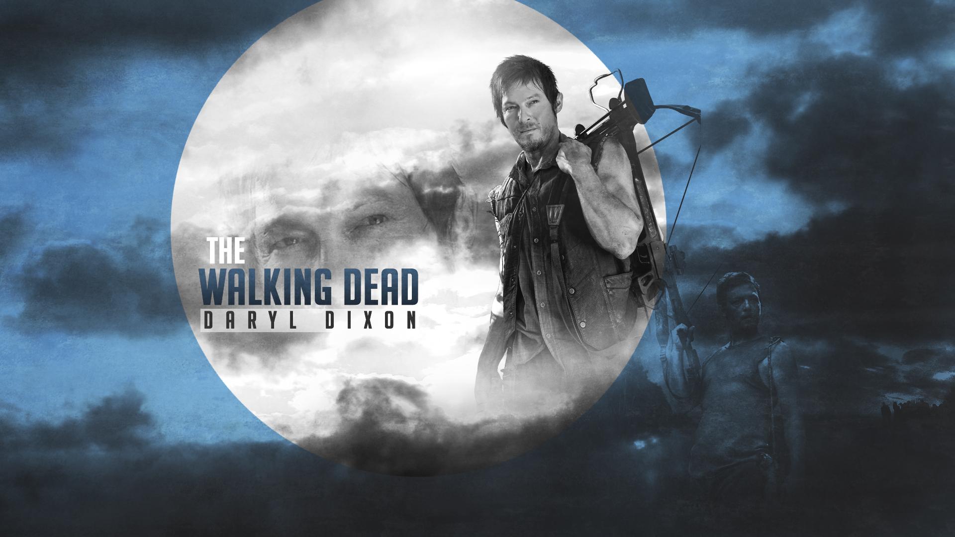 Daryl Dixon (TWD) Fond D'écran HD