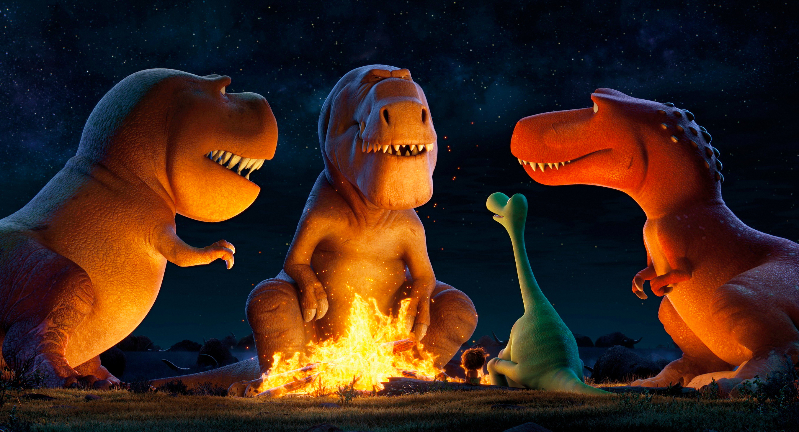 the good dinosaur full hd wallpaper and background image | 2707x1465