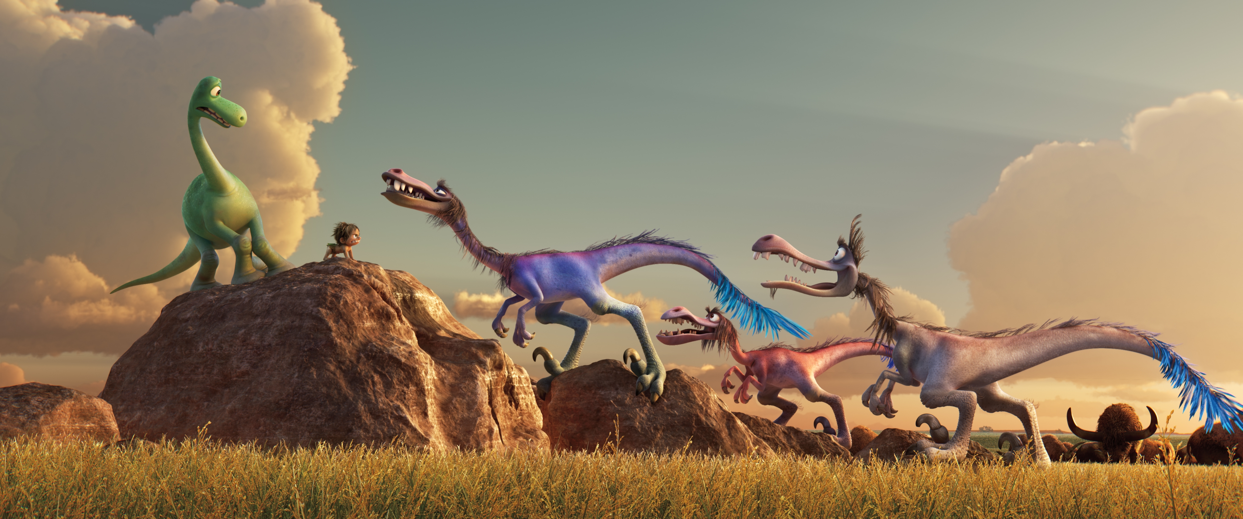 The Good Dinosaur Full HD Wallpaper and Background ...