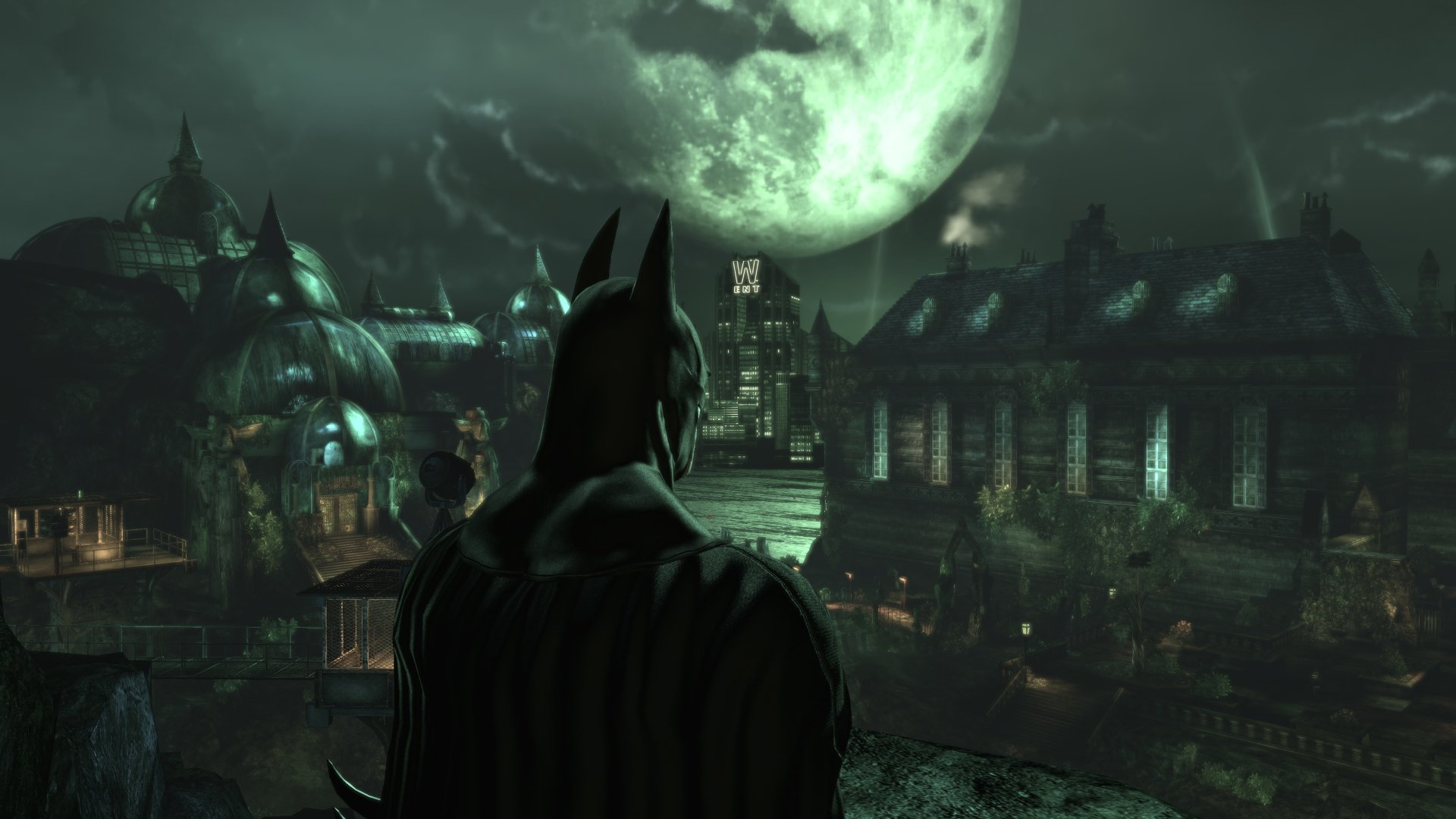 Batman Arkham Asylum Wallpaper: Batman: Arkham Asylum 4k Ultra HD Wallpaper