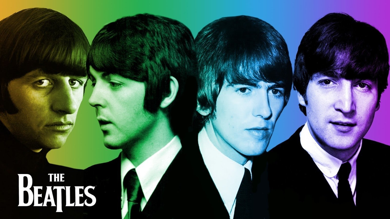 The Beatles Wallpaper and Background Image   1600x900   ID ...