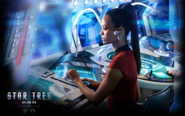 Movie Star Trek Zoe Saldana HD Wallpaper   Background Image