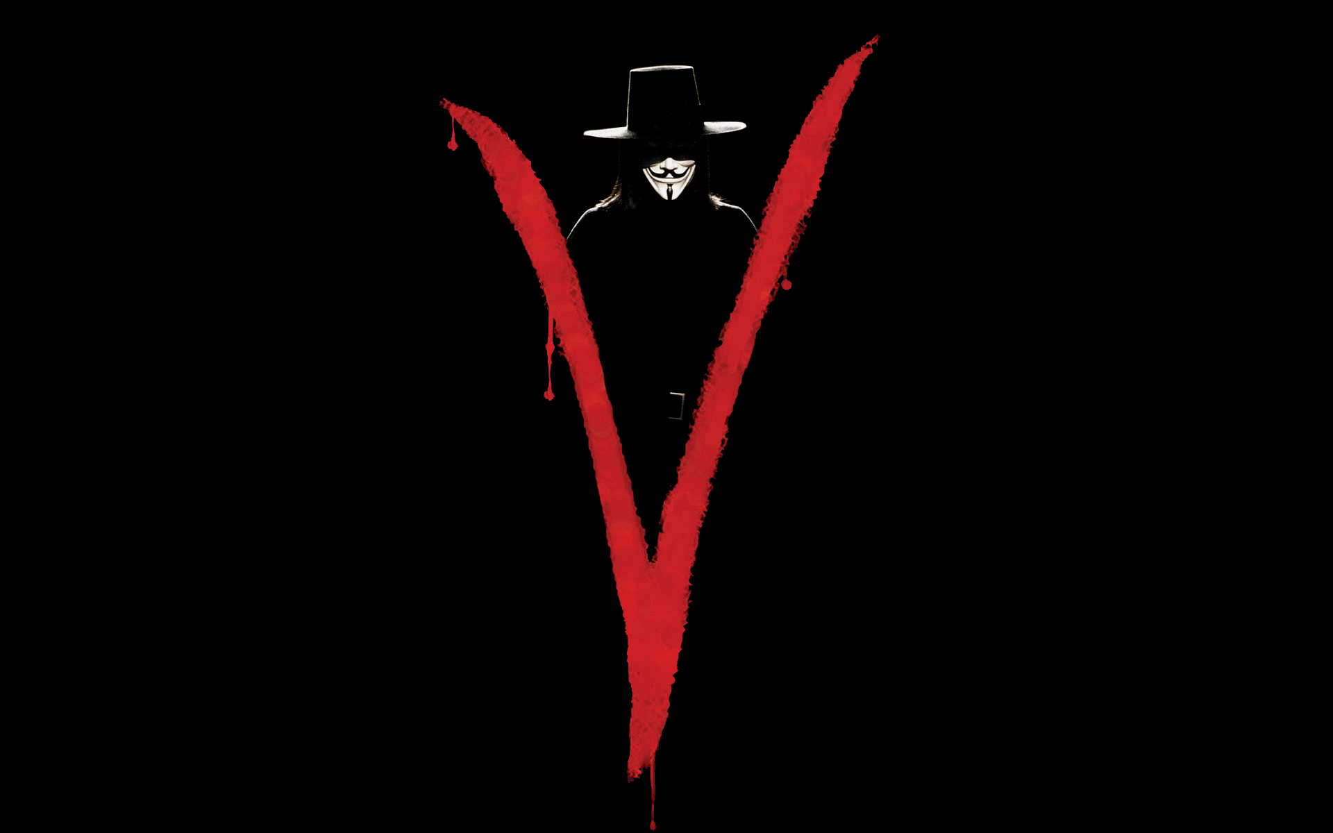 V For Vendetta Full HD Wallpaper And Background Image