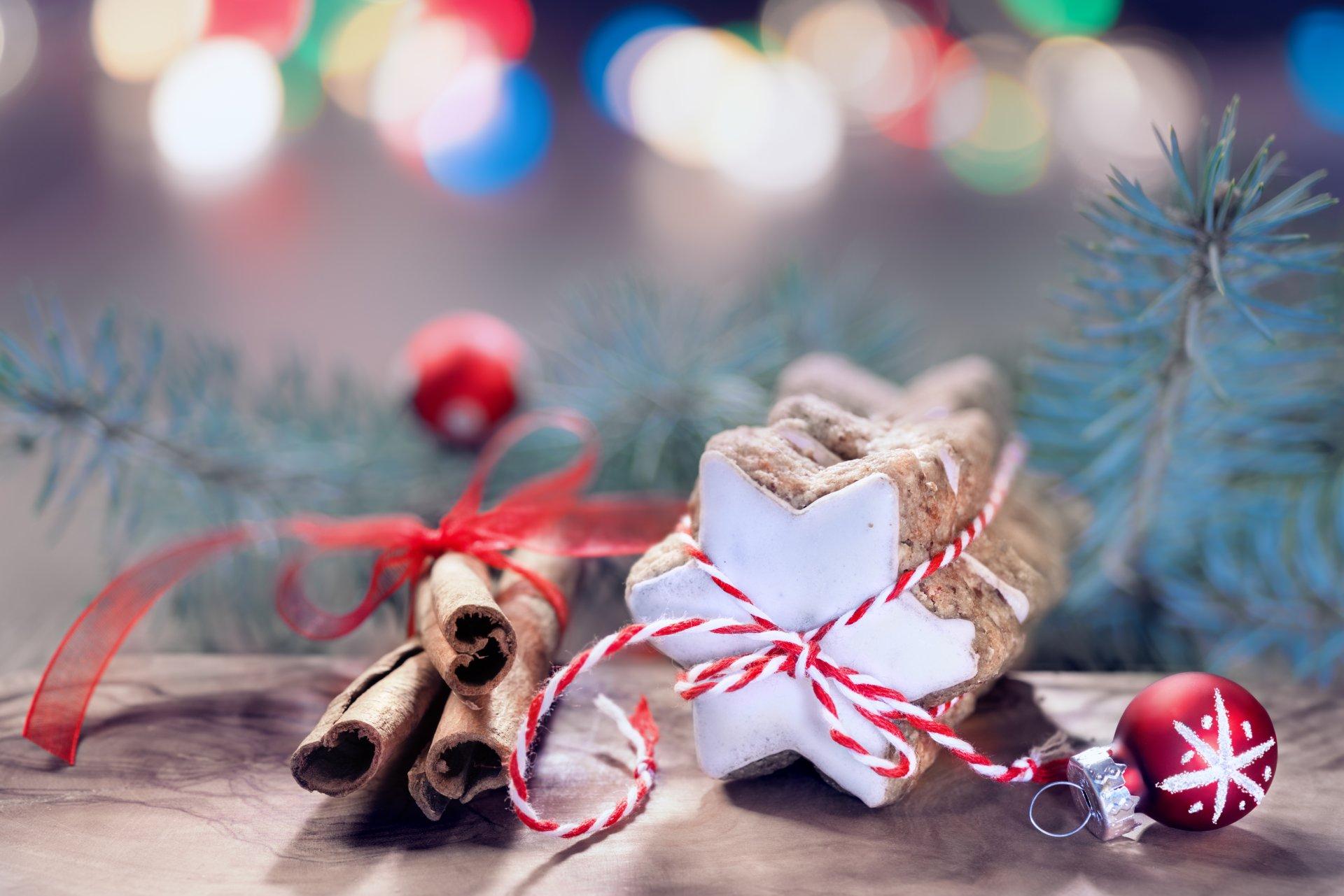 Holiday - Christmas  Cookie Cinnamon Wallpaper
