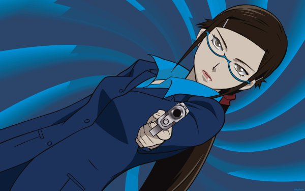Anime Darker Than Black Misaki Kirihara HD Wallpaper | Background Image