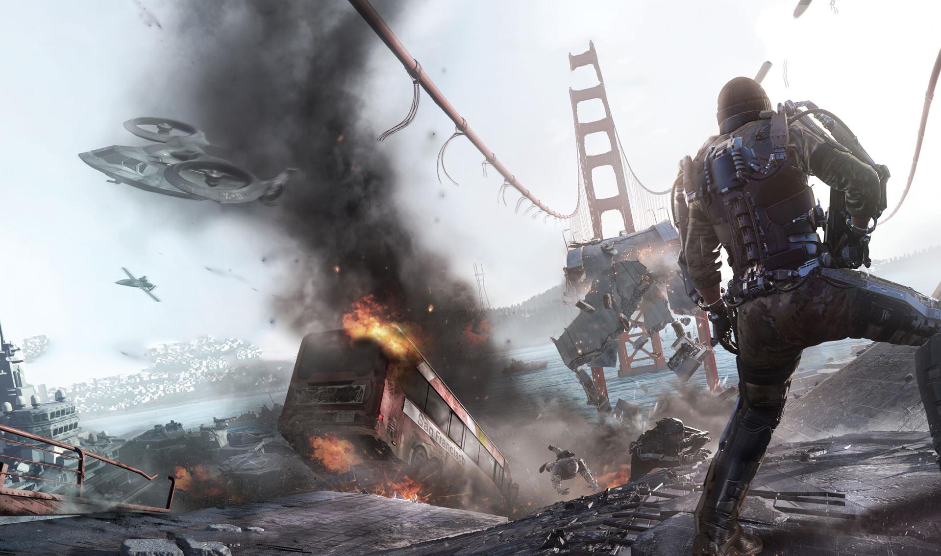 Call Of Duty Advanced Warfare Hd Wallpaper Background Image 1920x1136 Id 670433 Wallpaper Abyss