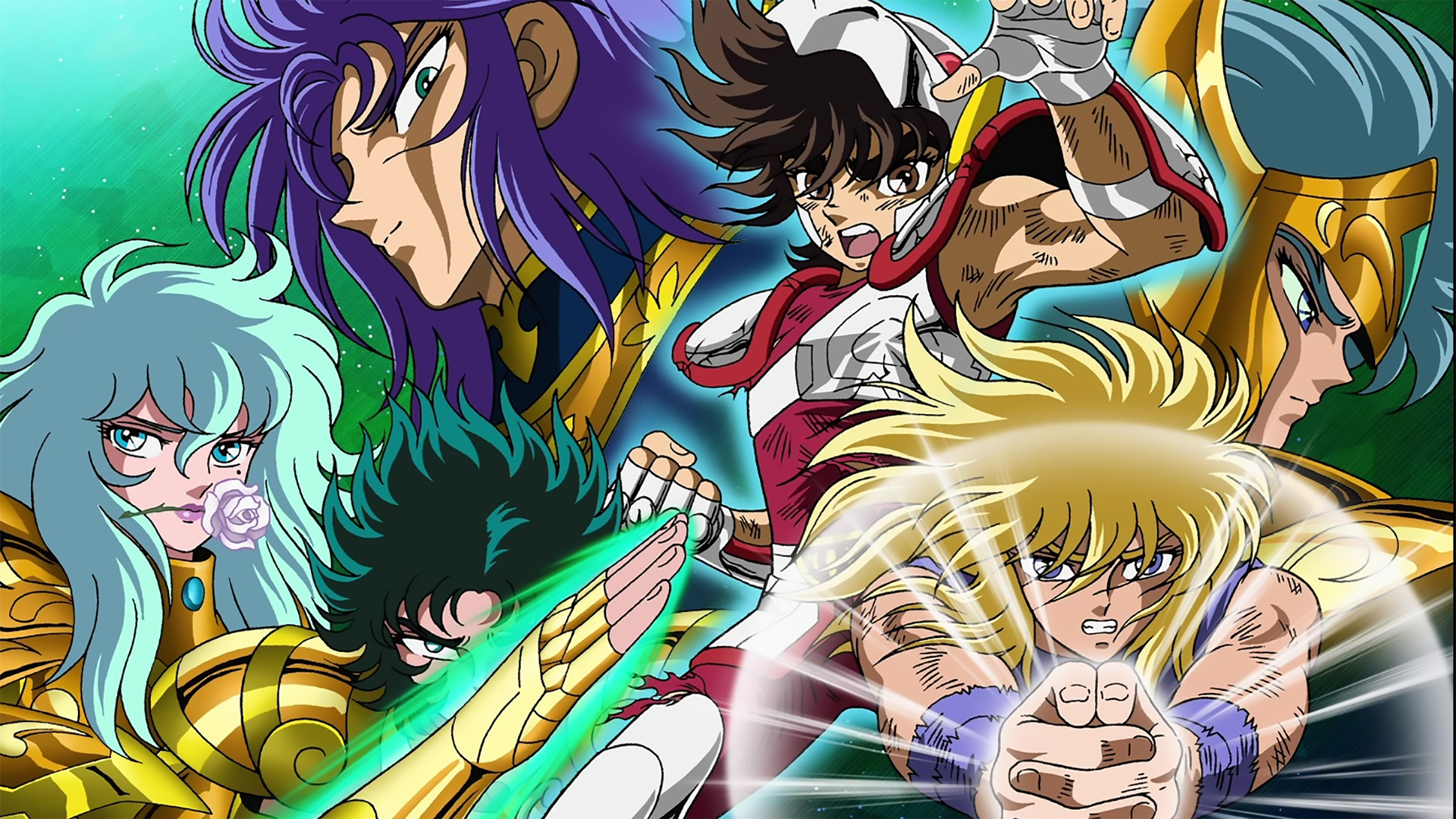 Saint Seiya The Cosmic