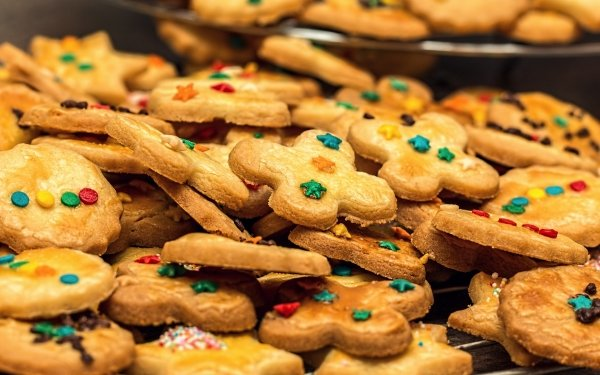 Food Cookie Sweets HD Wallpaper | Background Image