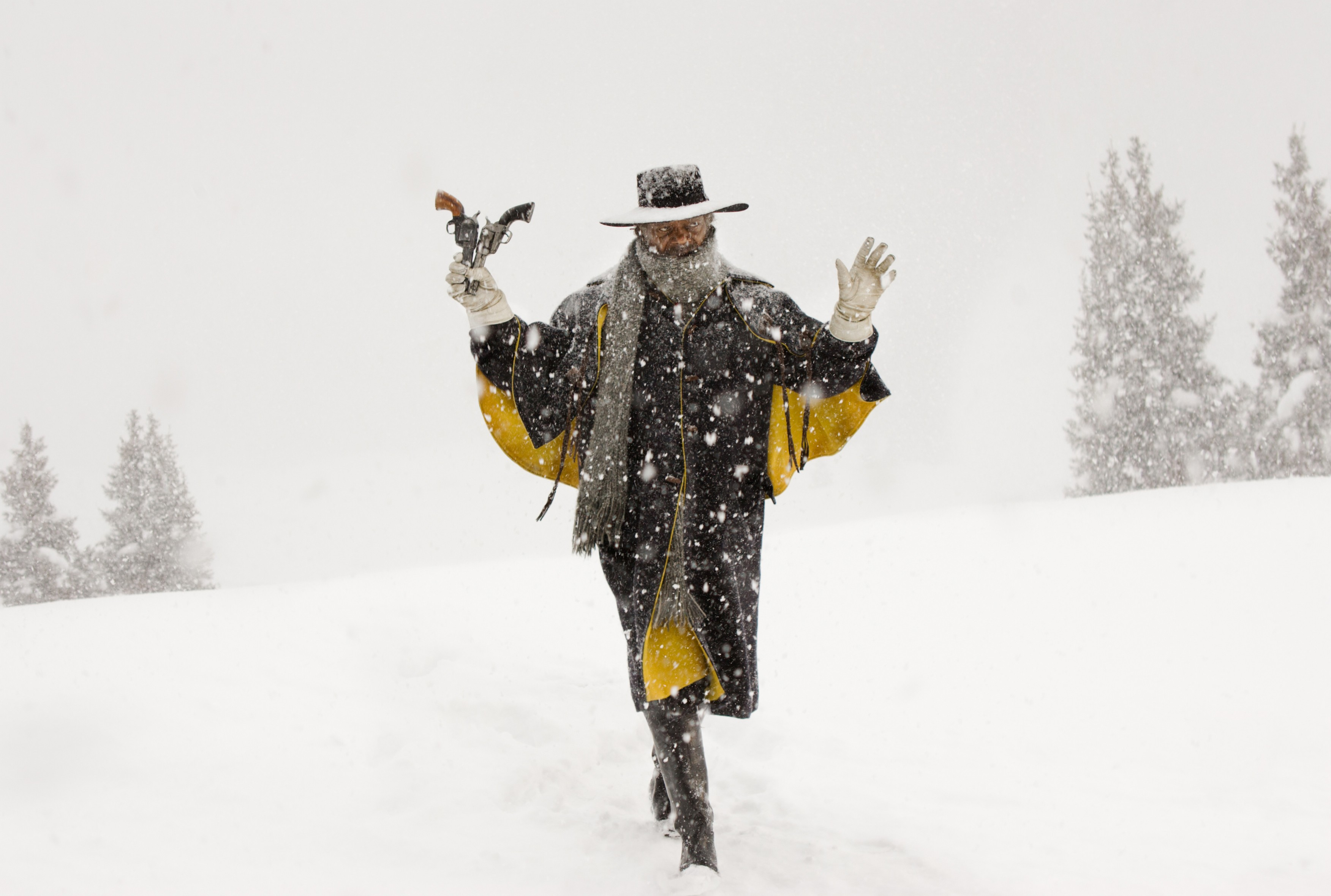 The Hateful Eight Full HD Wallpaper And Background Image